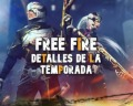 Conoce los detalles de la 13ª temporada de Free Fire