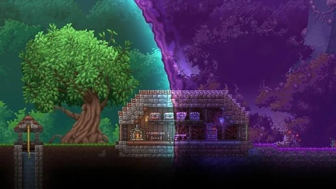 Terraria - Mejores juegos indie