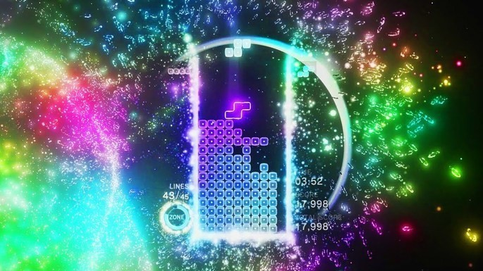 Tetris Effect - Juegos VR