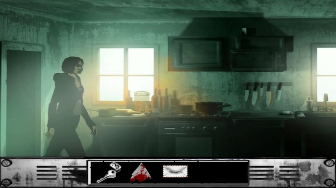 The Cat Lady - Juegos de terror para PC pocos requisitos