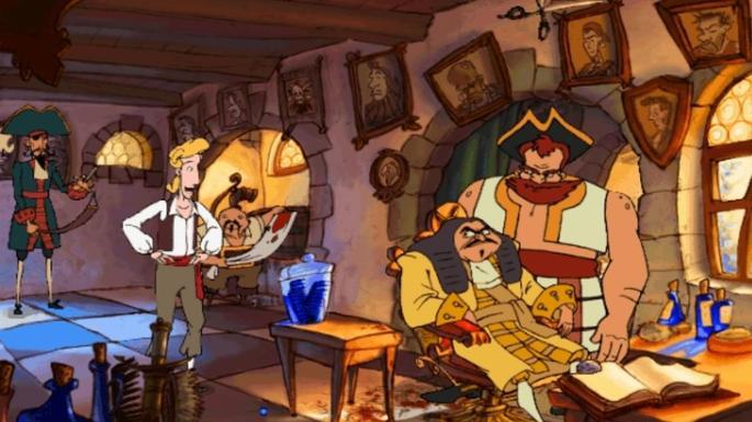 The Curse of Monkey Island - Mejores juegos para PC