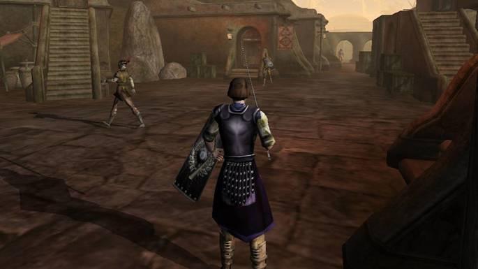 The Elder Scrolls III Morrowind - Juegos antiguos PC