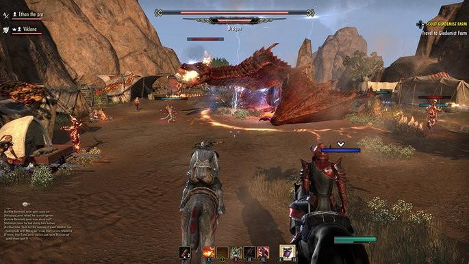 The Elder Scrolls Online - Juegos de multijugador