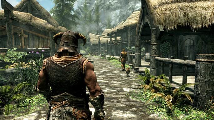The Elder Scrolls V: Skyrim - Mejores juegos para PC
