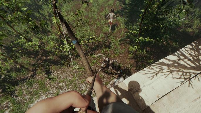 The Forest - Juegos multijugador PS4