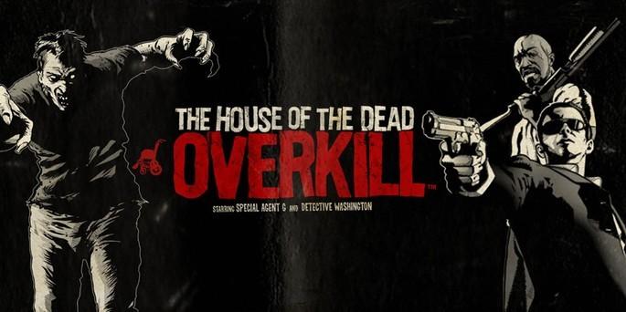 The House of the Dead Overkill - Juegos de Nintendo Wii