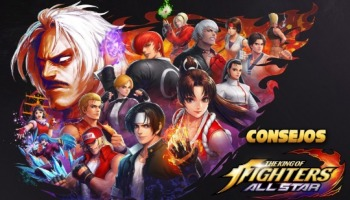 The King of Fighters ALLSTAR: 7 consejos para iniciar con buen pie