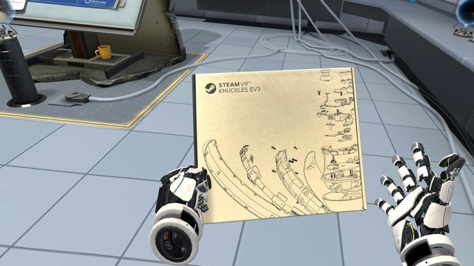 The Lab - Juegos VR