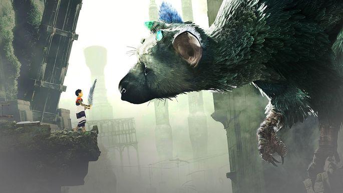 The Last Guardian - Juegos exclusivos de la PS4