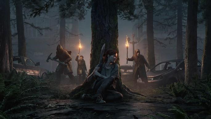 The Last of Us Part II - Juegos exclusivos de la PS4