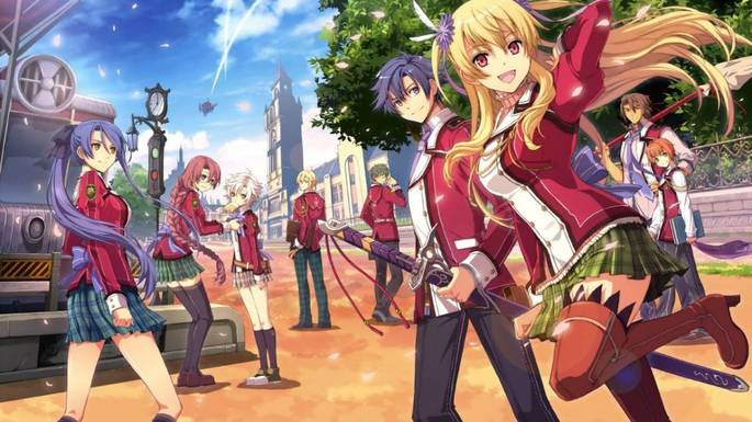 The Legend of Heroes Trails of Cold Steel 1