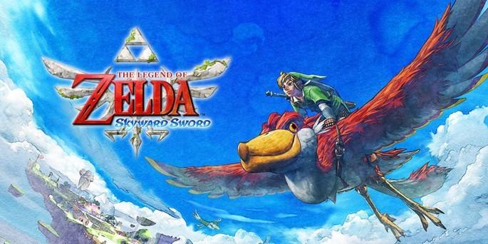 The Legend of Zelda Skyward Sword - Juegos de Nintendo Wii