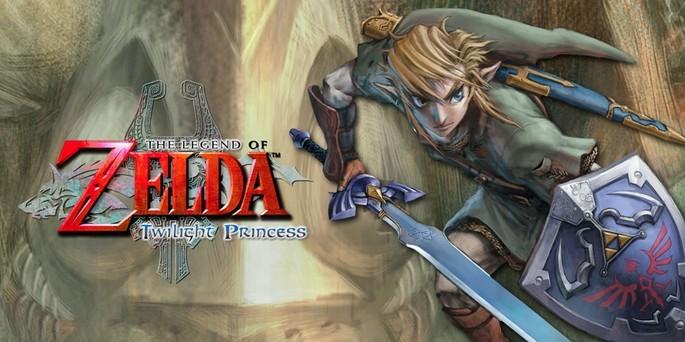 The Legend of Zelda Twilight Princess - Juegos de Nintendo Wii