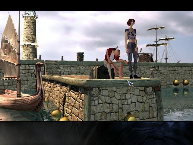 The Longest Journey - Juegos antiguos PC