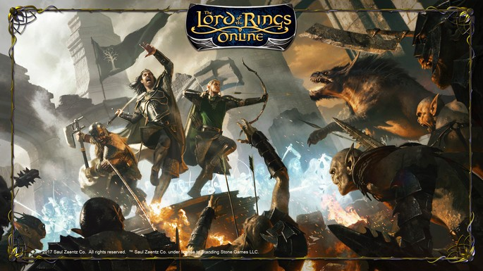 The Lord of the Rings Online - Juegos MMORPG gratis para PC