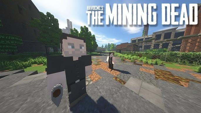 The Mining Dead Servidor Minecraft