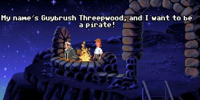 The Secret of Monkey Island - Juegos antiguos PC