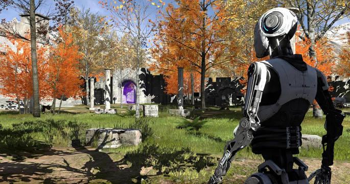 The Talos Principle VR - Juegos VR