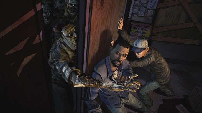 The Walking Dead - Mejores juegos para PC