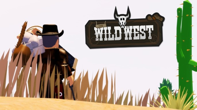 The Wild West Roblox