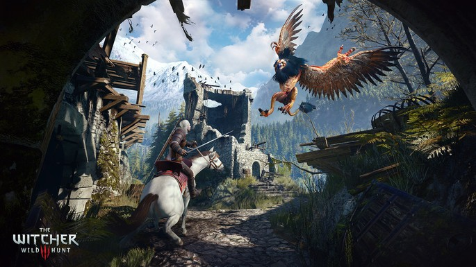 The Witcher 3: Wild Hunt - Mejores juegos para PC