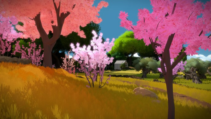 The Witness - Juegos para PC sin Internet