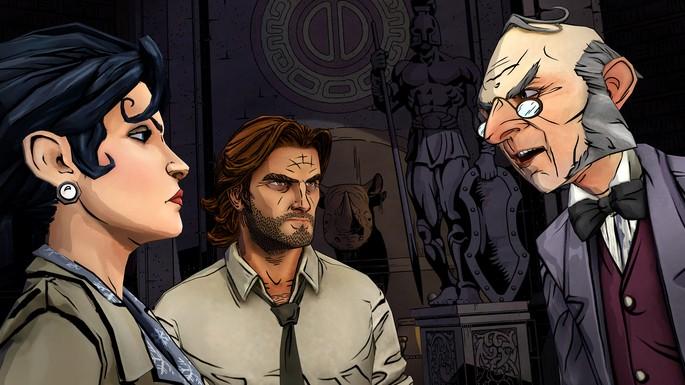 The Wolf Among Us - Mejores juegos para PC