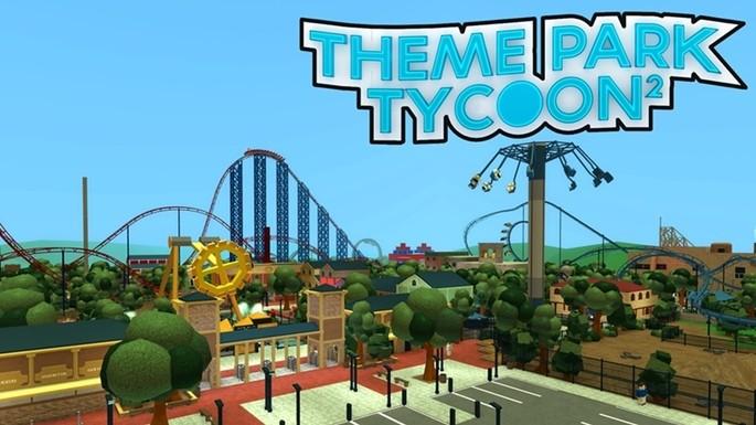Theme Park Tycoon 2 Roblox