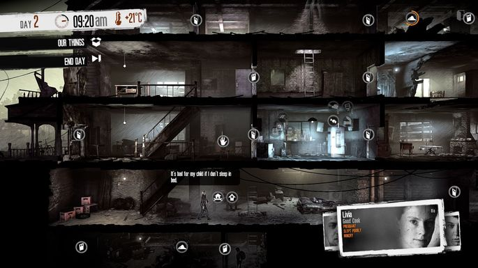 This War of Mine - Juegos para PC sin Internet