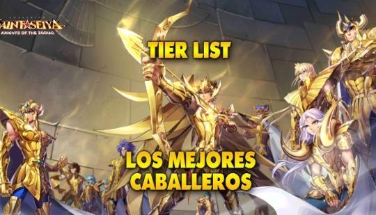 Tier List de Saint Seiya Awakening: ¡conoce a los mejores personajes! (2021)