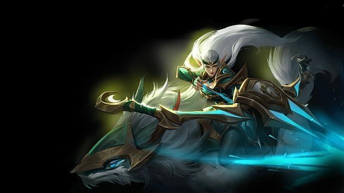 Tigria - Tiradora de Champions Legion