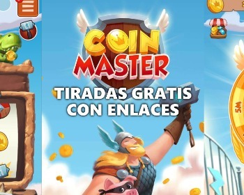Consigue tiradas gratis en Coin Master con enlaces diarios (2021)