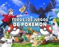 Todos los juegos de Pokémon ordenados por plataformas y fecha de salida