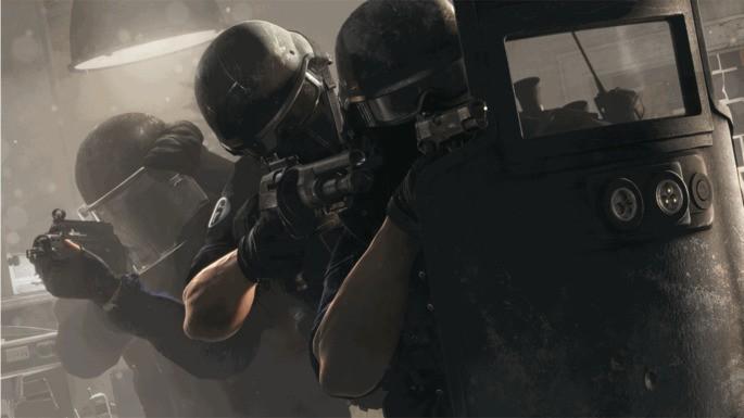 Tom Clancy's Rainbow Six Siege - Juegos multijugador PS4