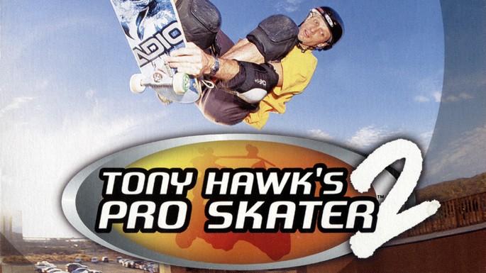 Tony Hawk's Pro Skater 2 - Mejores juegos de la Nintendo 64