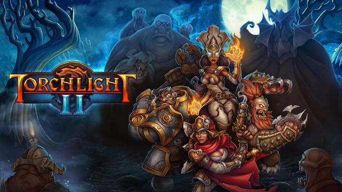 Torchlight II - Mejores juegos RPG para PC