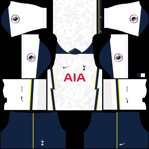 Tottenham Dream League Soccer kit
