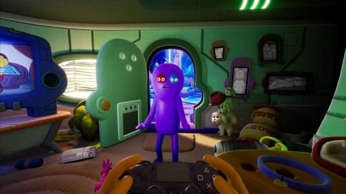 Trover Saves the Universe - Juegos VR