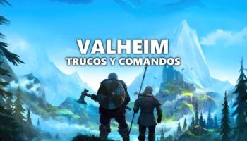 Todos los trucos y comandos para Valheim