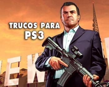 Todos los trucos de GTA 5 para PS3: motos, armas, vida infinita y más