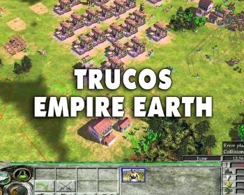 Todos los trucos para Empire Earth y cómo activarlos