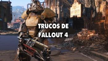 Todos los trucos de Fallout 4 para PC, XBOX One y PS4