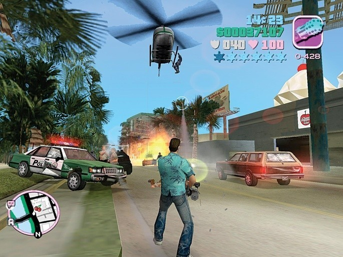 Trucos GTA Vice City PC