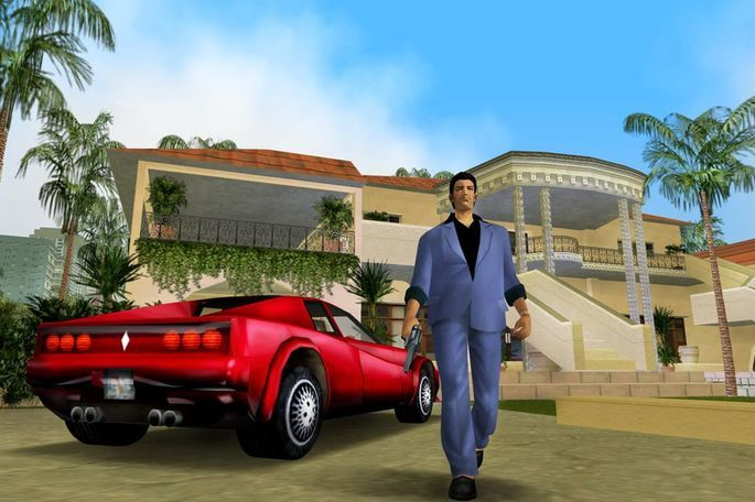 Trucos GTA Vice City para PS2 y PS3