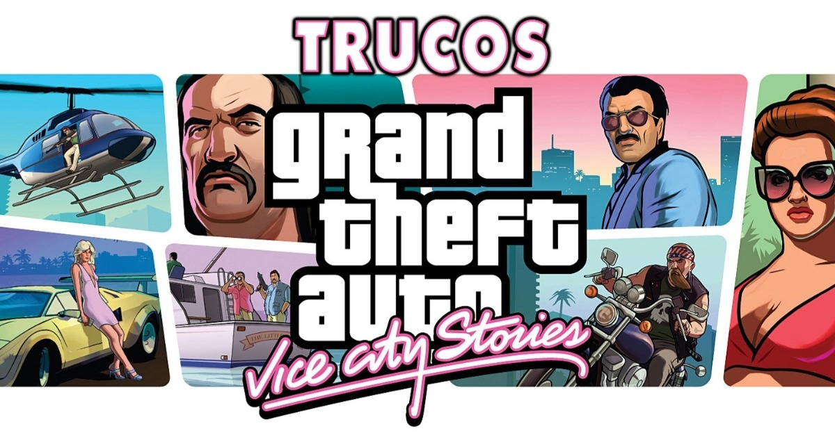 Todos Los Trucos De Gta Vice City Stories Para Psp Liga De Gamers