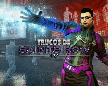 ¡Trucos de Saints Row 4 para todas las versiones!