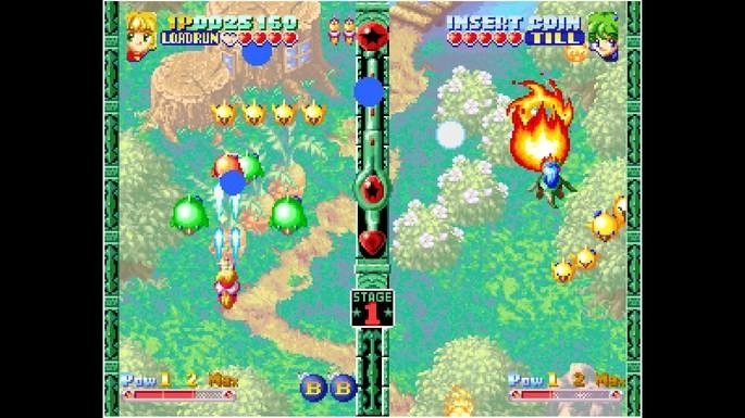 Twinkle Star Sprites Neo Geo