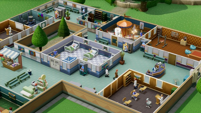 Two Point Hospital - Juegos de simulación para PC