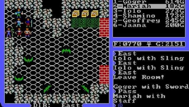 Ultima IV Quest of the Avatar - Juegos antiguos PC