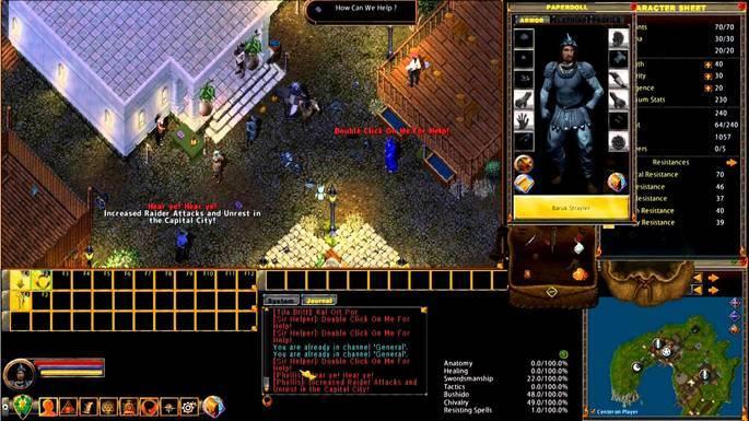 Ultima Online - Juegos antiguos PC